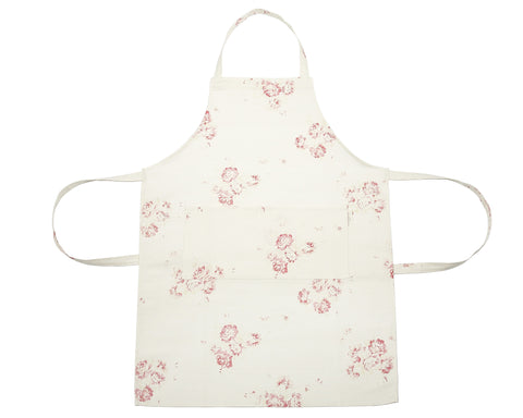 kitchen apron - cerise