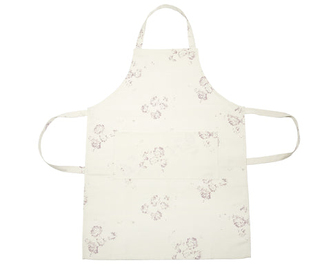 Kitchen apron - lilac