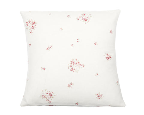 Fleur de rose cushion cover