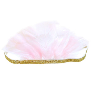 oh baby! Pixie Crown Light Pink - Gold