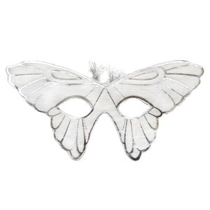 oh baby! Mask - Butterfly - Silver/White