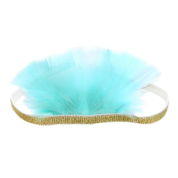 oh baby! Pixie Crown Mint - Gold
