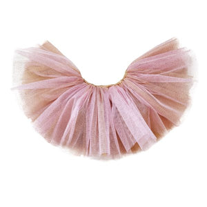 oh baby! Sparkle Reversible Tutu - Pink/Gold