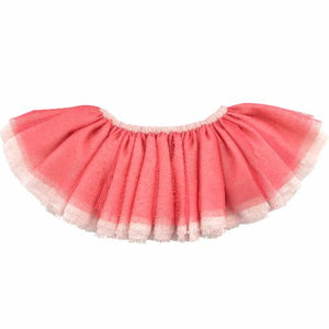 oh baby! Glinda Fairy Skirt - Coral/Coral - Pale Pink