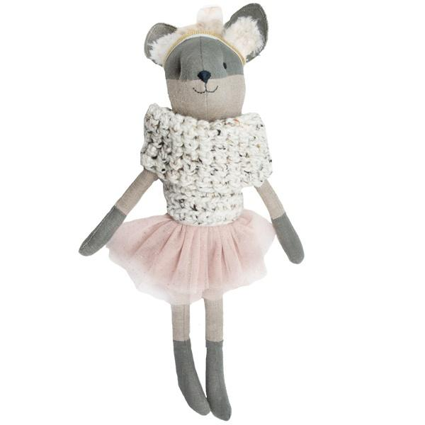 oh baby! Doll - Winter Fox Doll