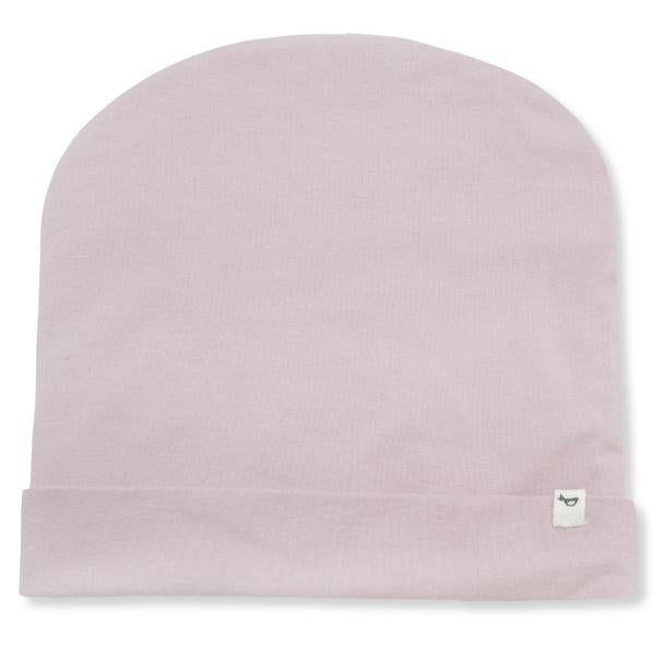 oh baby! Jersey Slouch Infant Hat - Blush