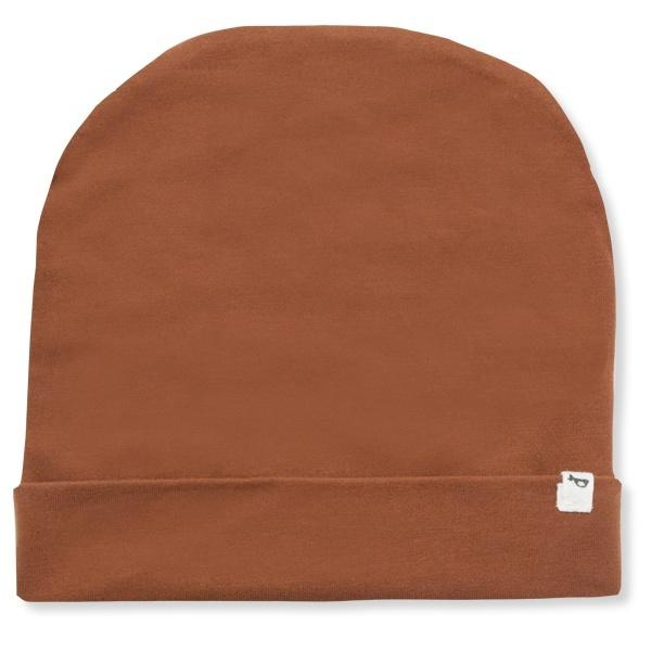 oh baby! Jersey Slouch Infant Hat - Rust