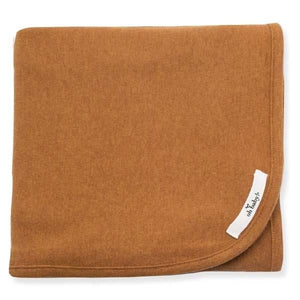 oh baby! Layette Blanket - Rust