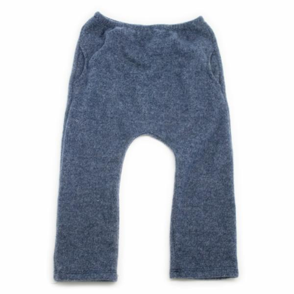 oh baby! Side Pocket Fleece Pants - Navy