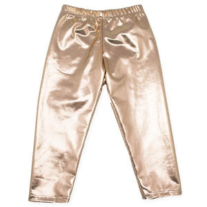oh baby! Sandy Leggings - Rose Gold
