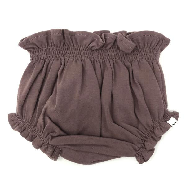 oh baby! High Waisted Tushie Diaper Cover  - Lavender
