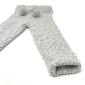 oh baby! Marled Knitted Pant - Ice