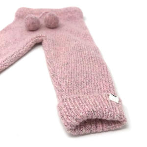 oh baby! Marled Knitted Pant - Blush