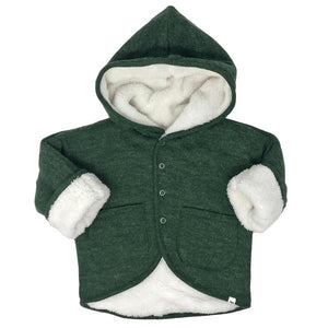 oh baby! Snowdrift Hoodie Jacket, Forest