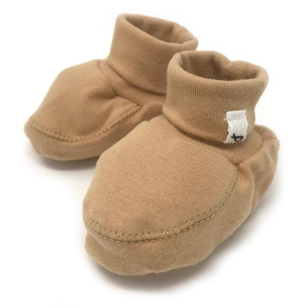 oh baby! Baby Rib Winter Bootie - Honey