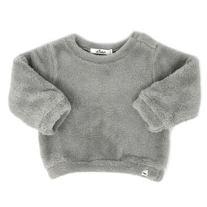 oh baby! Snowdrift Pullover - Grey