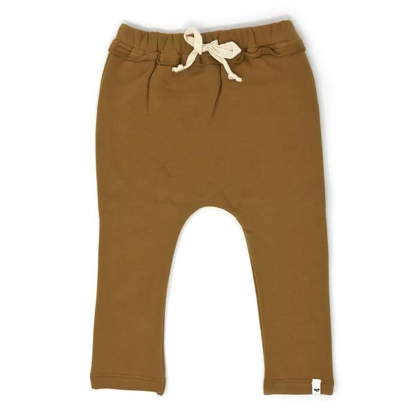 oh baby! Brooklyn Jogger Pants - Caramel