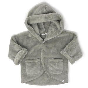 oh baby! Snowdrift Hooded Jacket - Grey