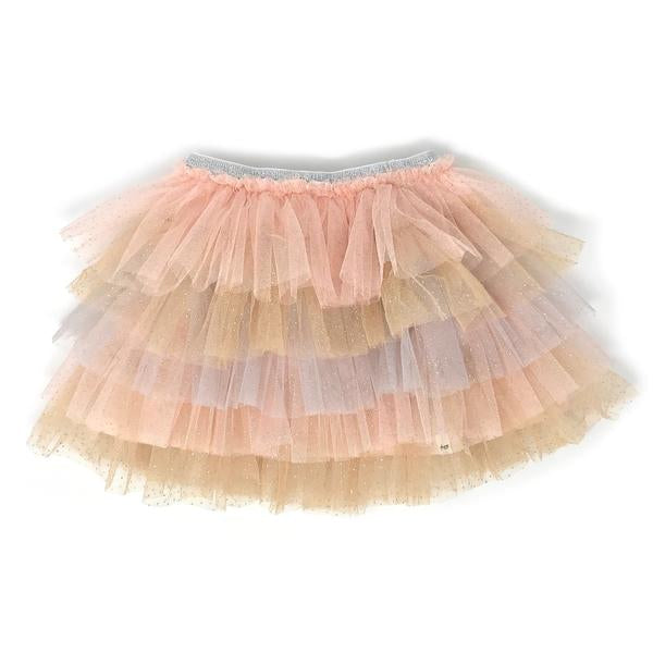 oh baby! Ombre Stardust Skirt - Sparkle Pink
