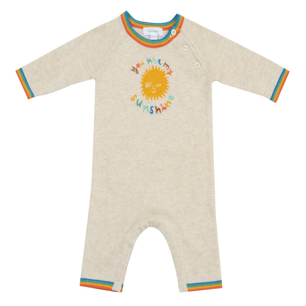 angel dear vintage coverall sunshine