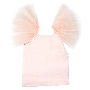 oh baby! Tutu Tank and Bloomer Two Piece Set -  Pale Pink
