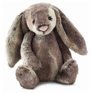 Jellycat Woodland Bunny Babe Stuffed Animal - oh baby!