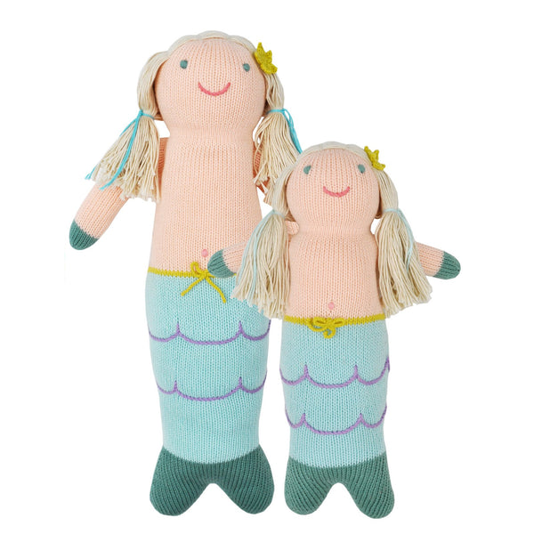 Blabla Knit Doll, Harmony the Mermaid - Regular Size - oh baby!