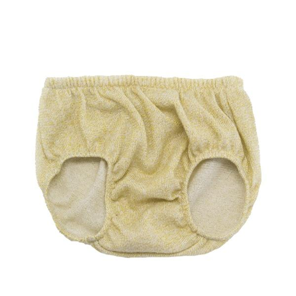 oh baby! Stardust Tushie Diaper Cover - Gold