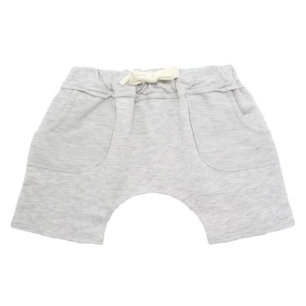 oh baby! Pocket Shorts - Pebble Grey