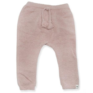 oh baby! Ribbed Fuzzy Knit Legging, Blush