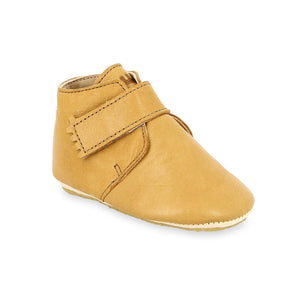 easy peasy Kiny Uni Infant Shoes, Tan - oh baby!