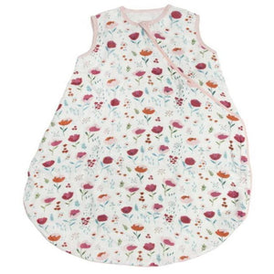 Loulou Lollipop Sleeping Bag 1 TOG - Rosey Bloom