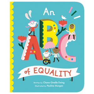 ABC Equality Book