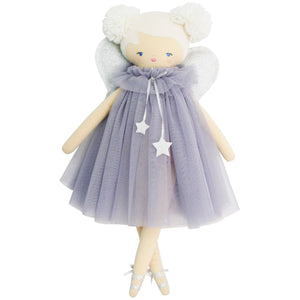 Alimrose Annabelle Fairy Doll - Lavender - oh baby!
