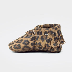 Freshly Picked Moccasins - Leopard - oh baby!