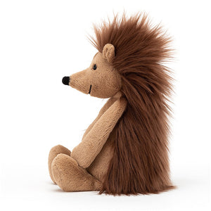 Jellycat Bashful Hedgehog Plush Stuffed Animal - Small