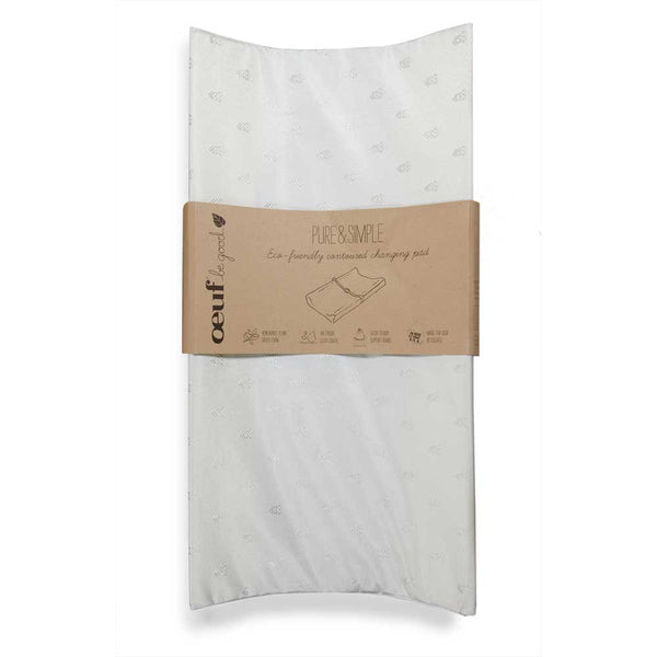 Oeuf Eco-Friendly Contoured Changing Pad - oh baby!