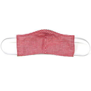 oh baby! Children's Face Mask - Baseball/Plaid