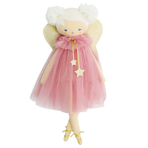 Alimrose Annabelle Fairy Doll - Blush - oh baby!