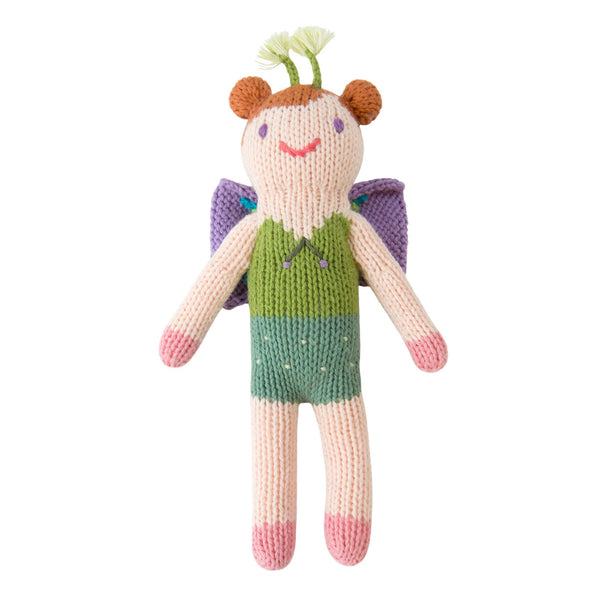 Blabla Knit Doll, Aletta the Butterfly - Rattle - oh baby!