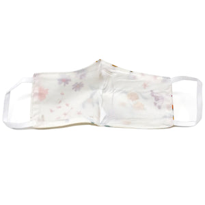 oh baby! Children's Face Mask - Cream Floral