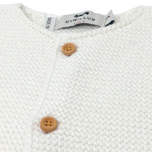 Cyrillus Paris Lenael Knitted Sweater - Cream