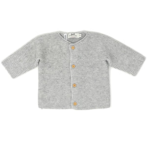 Cyrillus Paris Lenael Knitted Sweater - Grey