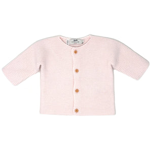 Cyrillus Paris Lenael Knitted Sweater - Light Pink