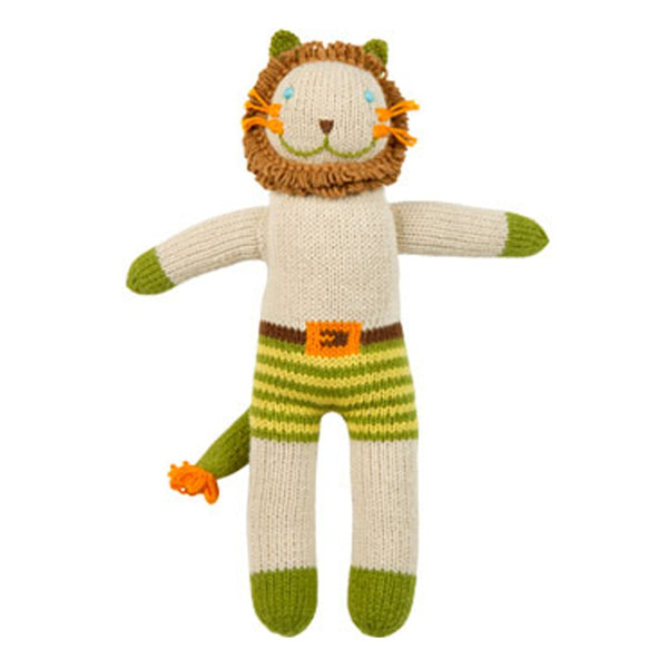 Blabla Knit Doll, Charles the Lion - Mini Size - oh baby!