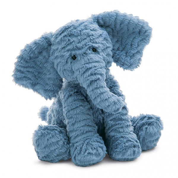 Jellycat Fuddlewuddle Elephant Baby Plush Stuffed Animal - Medium - oh baby!