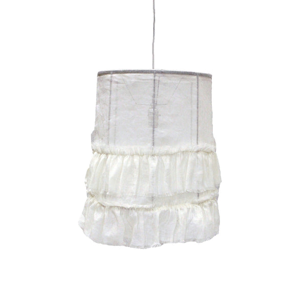 oh baby! Tattered Ruffle Pendant - oh baby!