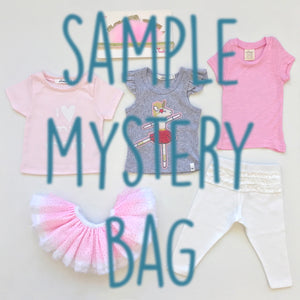 oh baby! Surprise Mystery Bag - Girl - 6 Pack