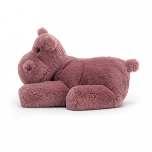 Jellycat Huggady Hippo - Medium
