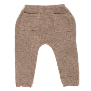 oh baby! Flat Knit Dappled Jogger, Blush